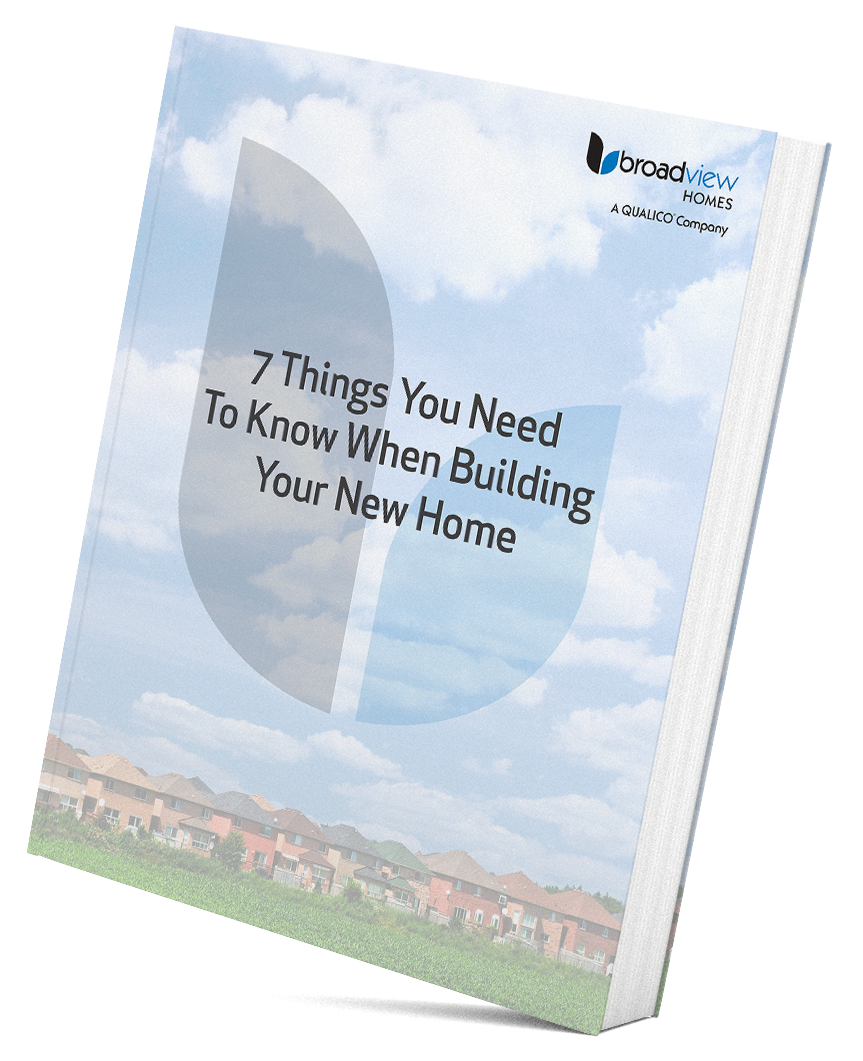 When Building A New Home What To Know free guide: 7 things you need to know when building your new home