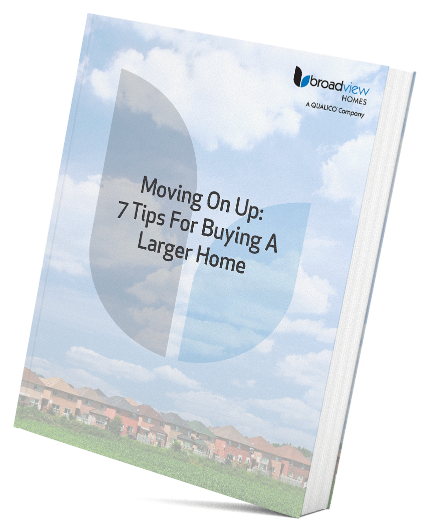 Tips For Buying a Larger Home - cover image